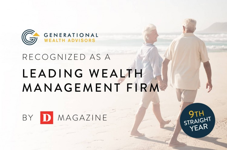 GE Wealth Advisors Leading Firm 2019